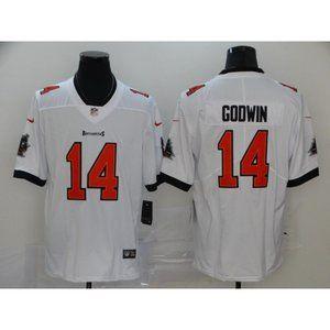 Chris Godwin White Jersey